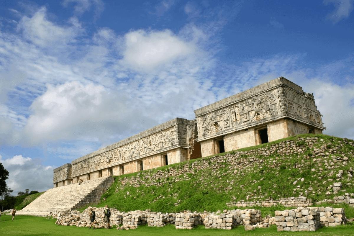 Uxmal Yucatán - El Palacio del Gobernador