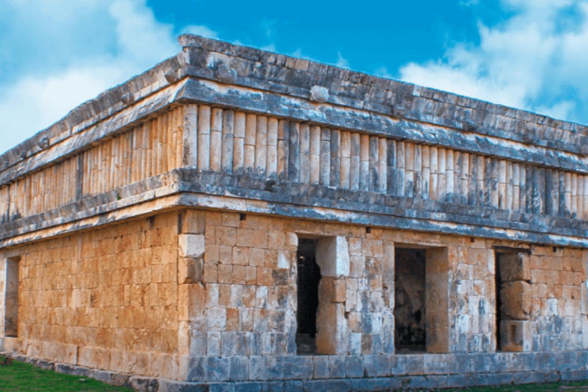 Uxmal Yucatán - La Casa de las Tortugas