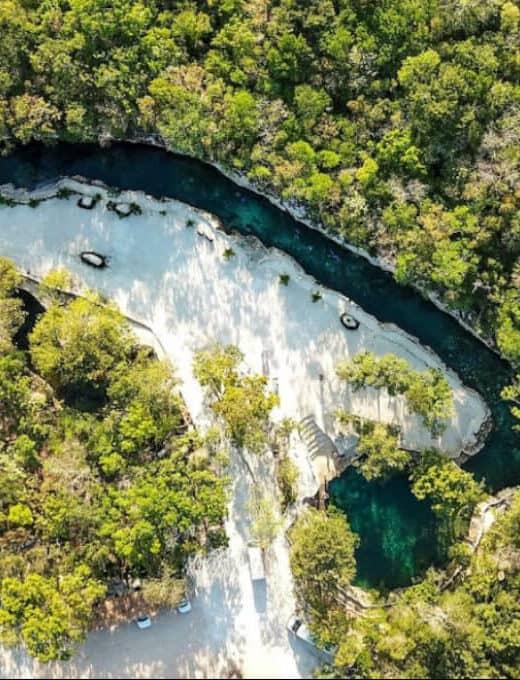 Cenote Casa Tortuga - Parque natural
