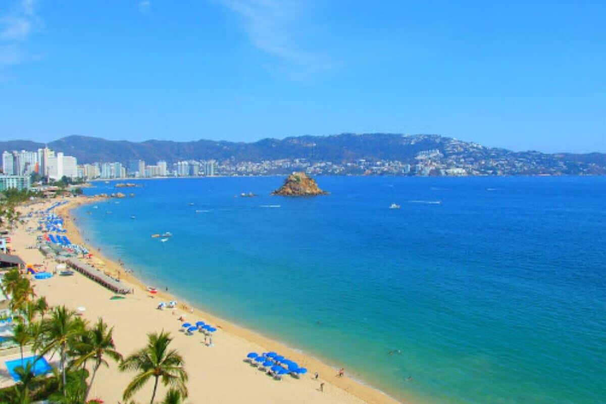Los mejores lugares para visitar en México - Acapulco