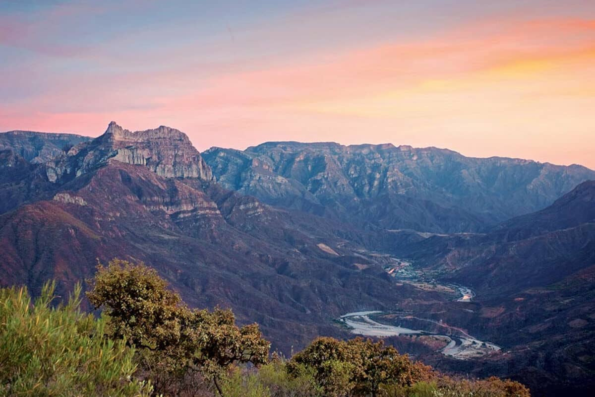 Los mejores lugares para visitar en México - Barrancas del Cobre