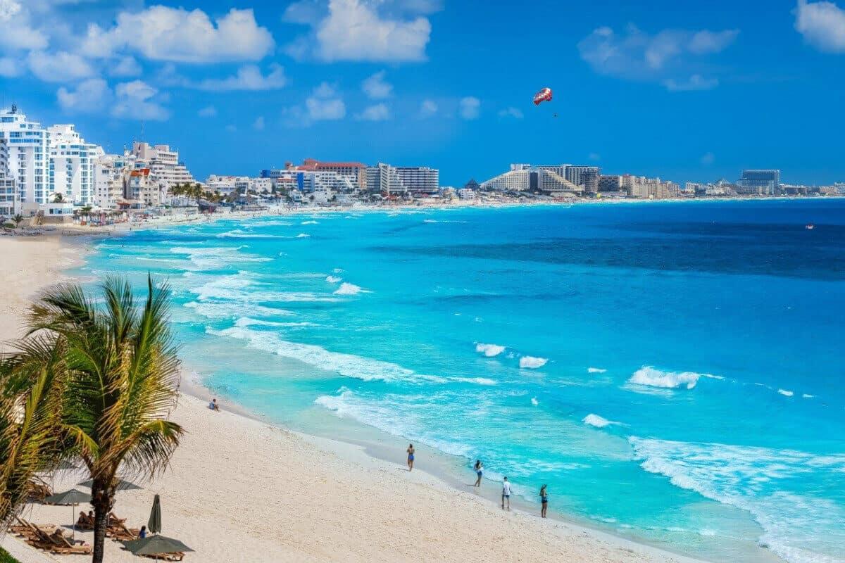 Los mejores lugares para visitar en México - Cancún