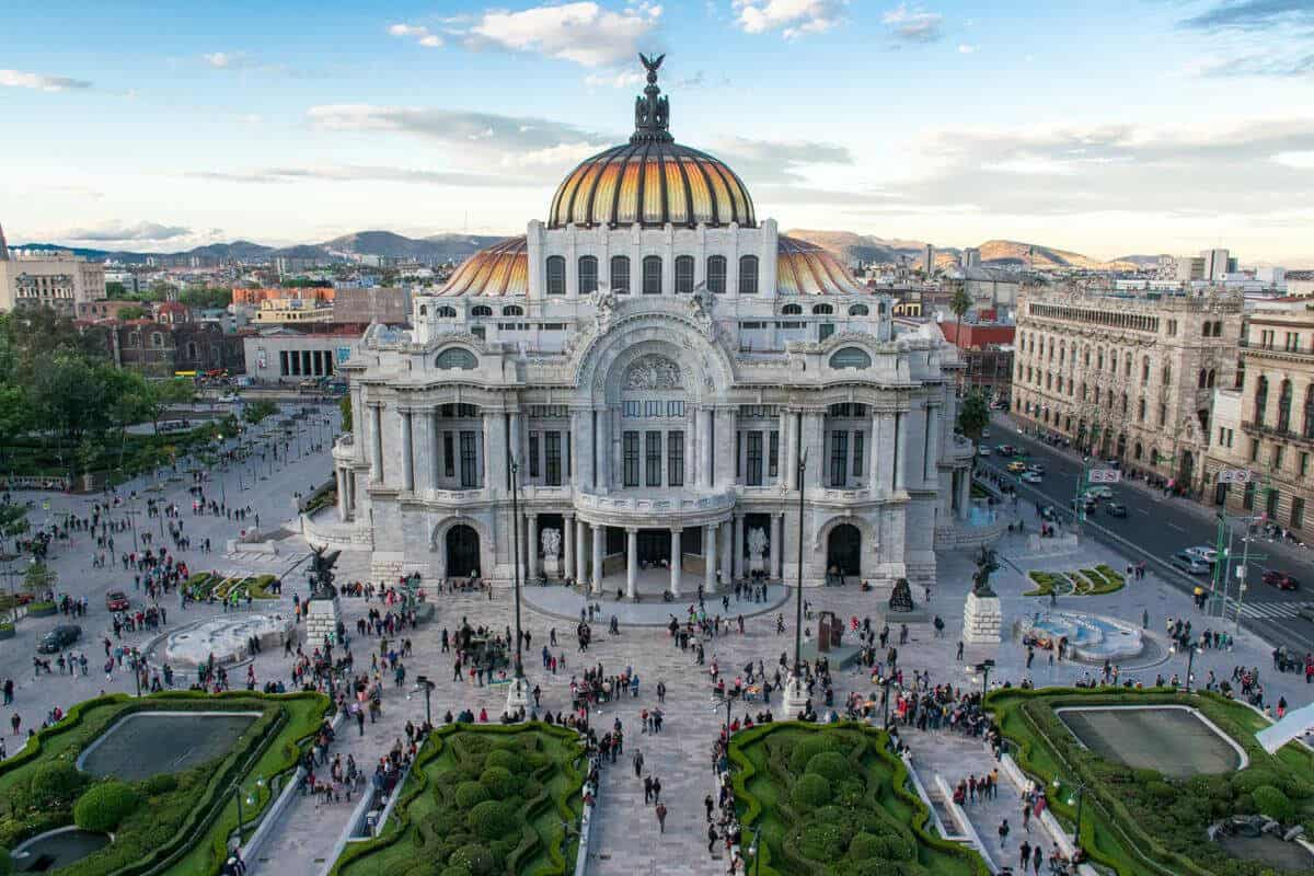 Los mejores lugares para visitar en México - Ciudad de México