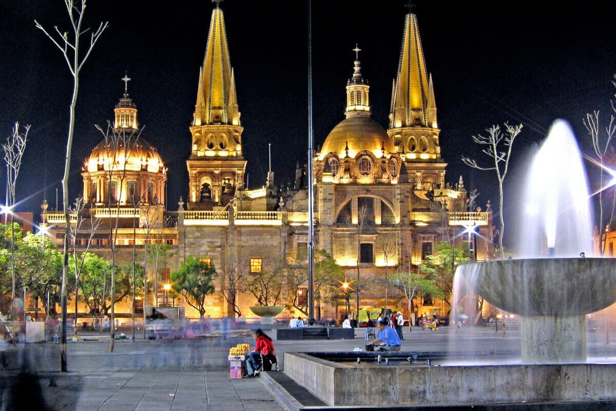 Los mejores lugares para visitar en México - Guadalajara