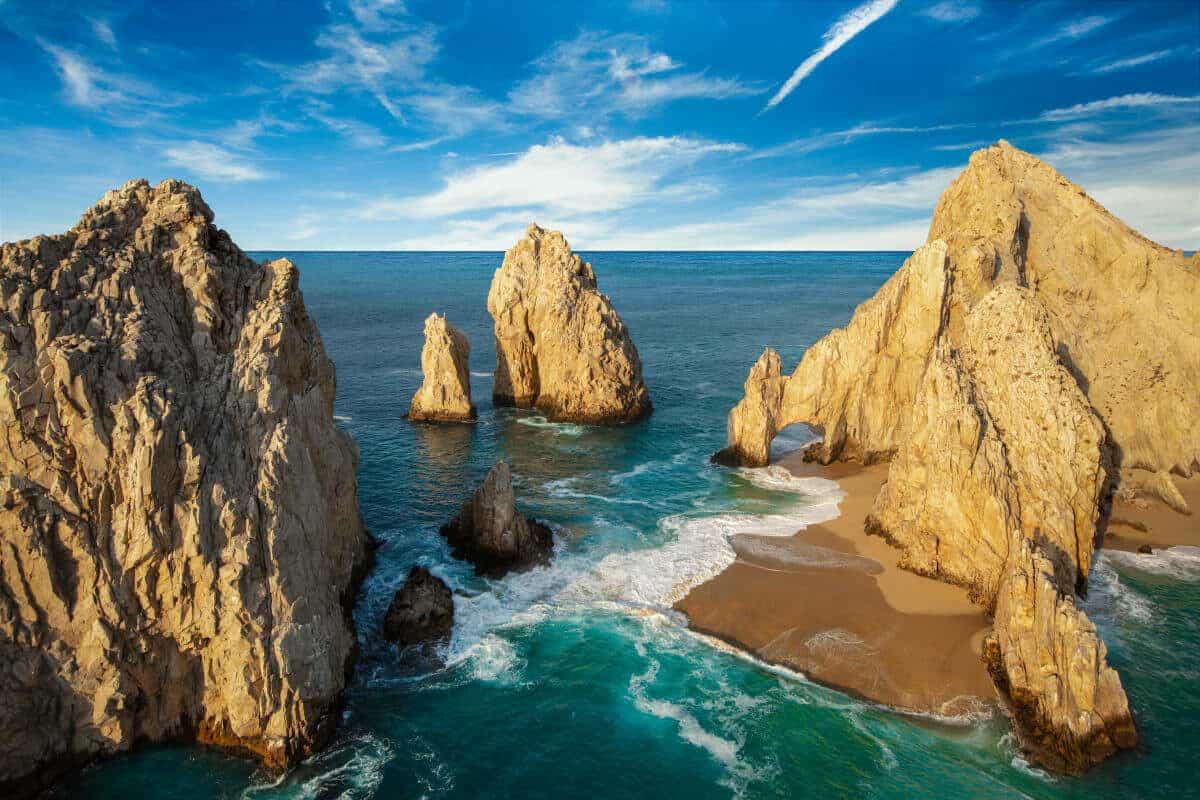 Los mejores lugares para visitar en México - Los Cabos