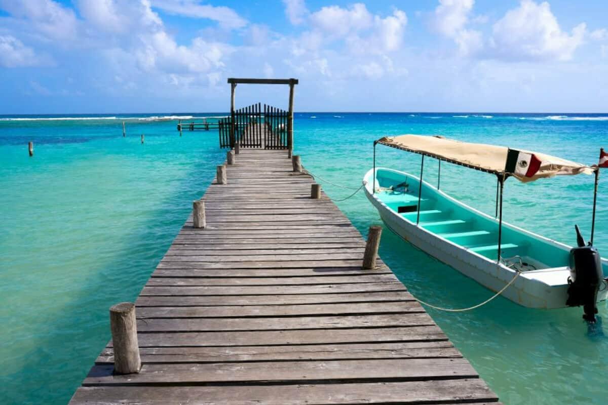 Los mejores lugares para visitar en México - Mahahual