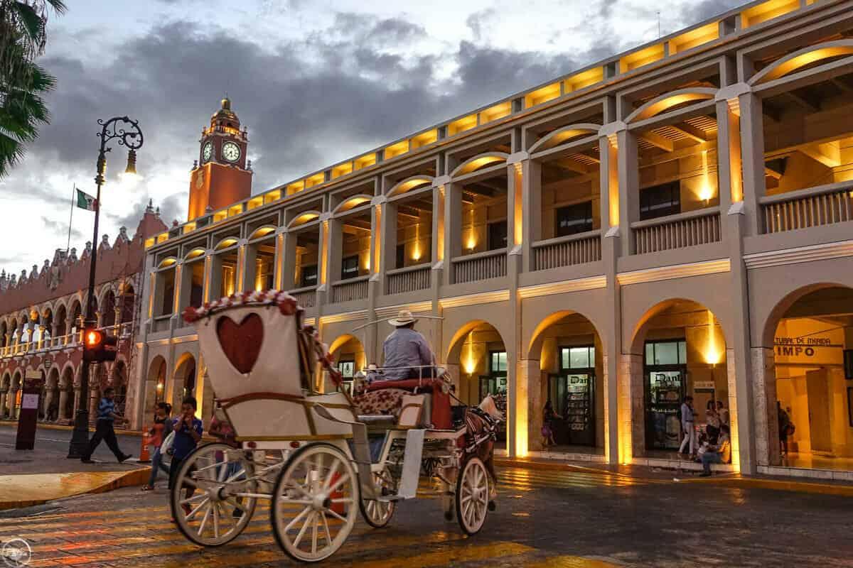 Los mejores lugares para visitar en México - Mérida