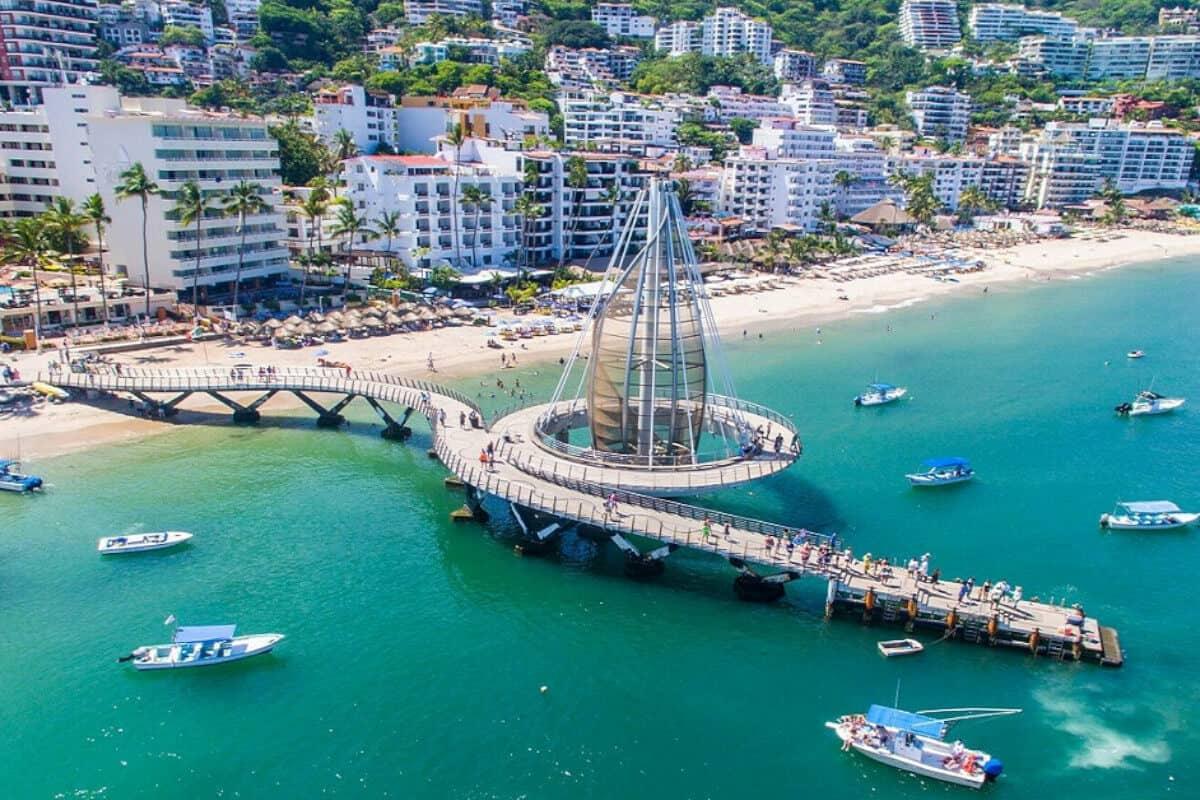 Los mejores lugares para visitar en México - Puerto Vallarta