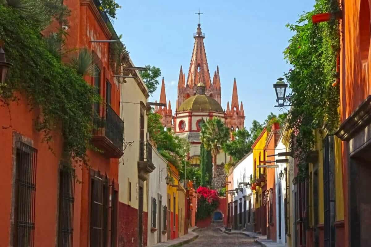 Los mejores lugares para visitar en México - San Miguel de Allende