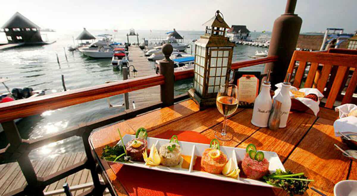 Los mejores restaurantes de Cancún