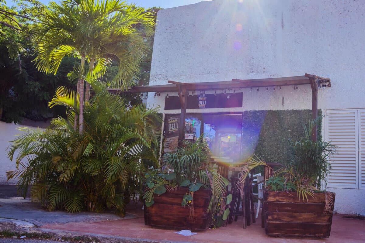 Los mejores restaurantes de Cancún - Restaurante Deli Barlovento