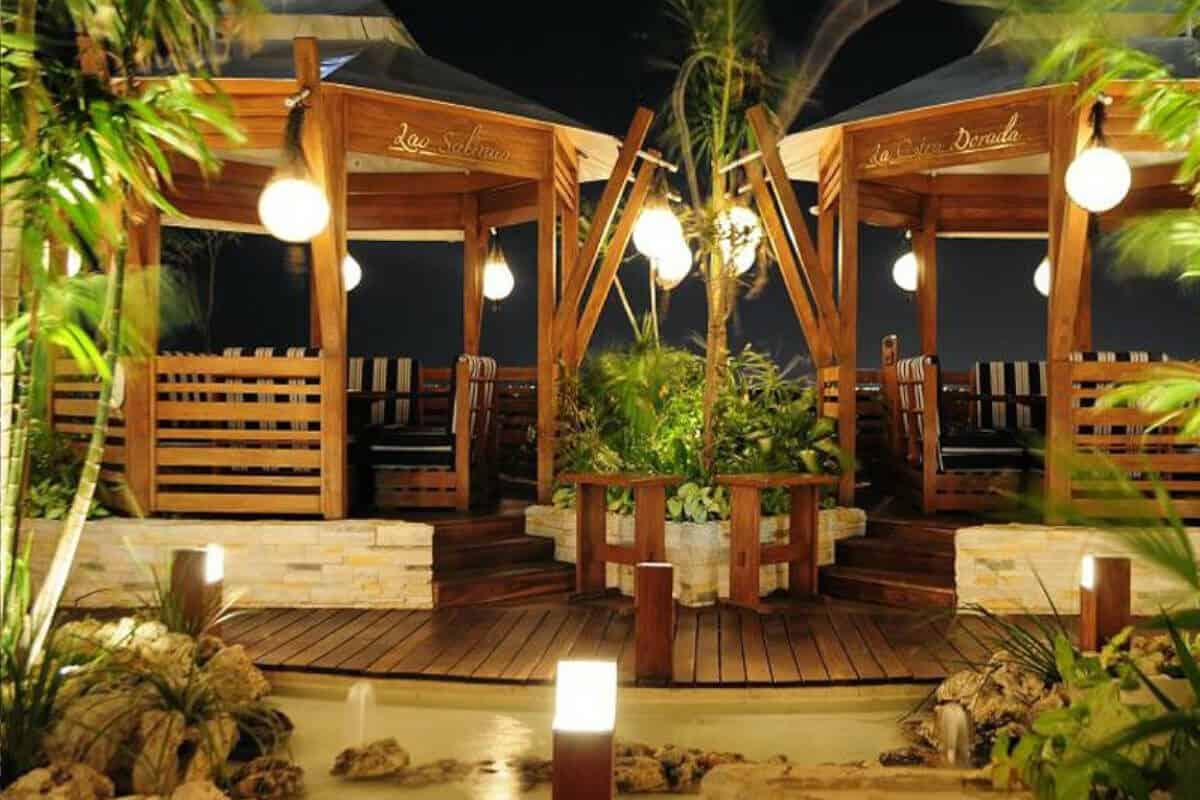 Los mejores restaurantes de Cancún - Restaurante Fred's House