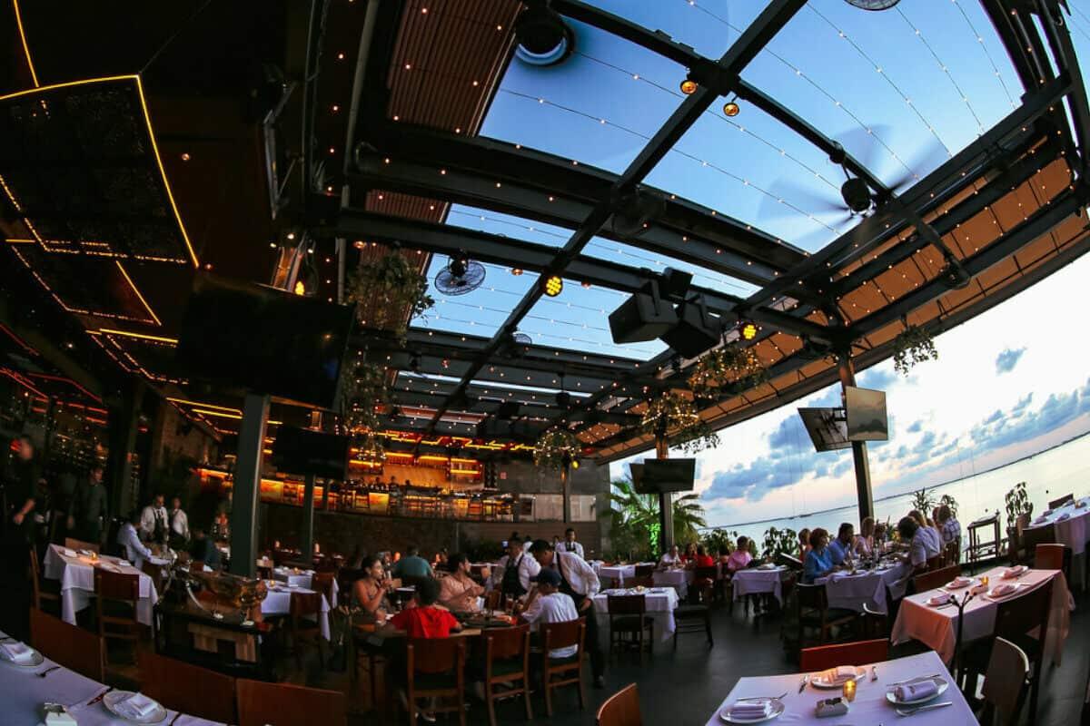 Los mejores restaurantes de Cancún - Restaurante La Buena Barra