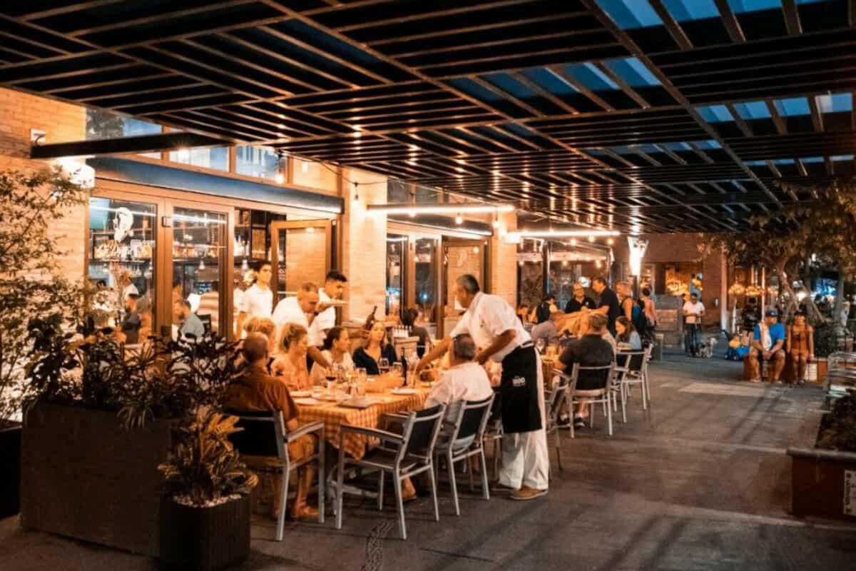 Los mejores restaurantes de Cancún - Restaurante La Dolce Vita