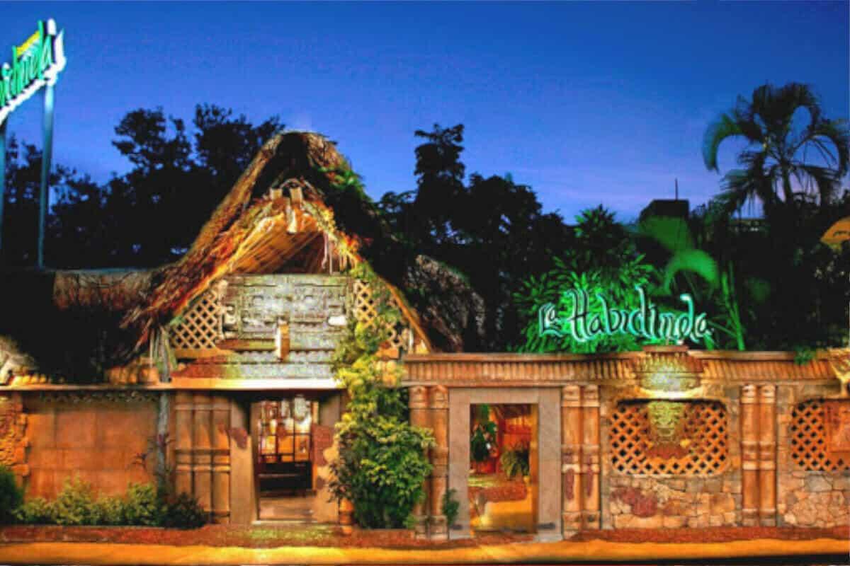 Los mejores restaurantes de Cancún - Restaurante La Habichuela