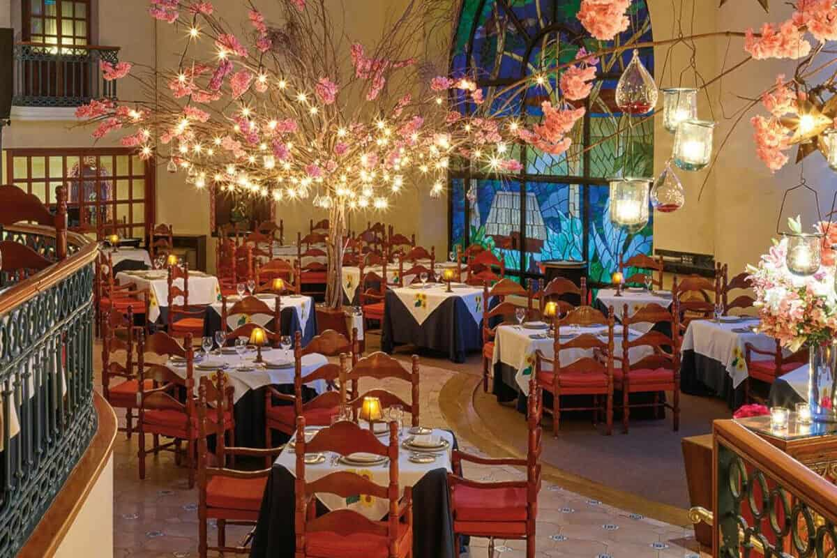 Los mejores restaurantes de Cancún - Restaurante La Joya
