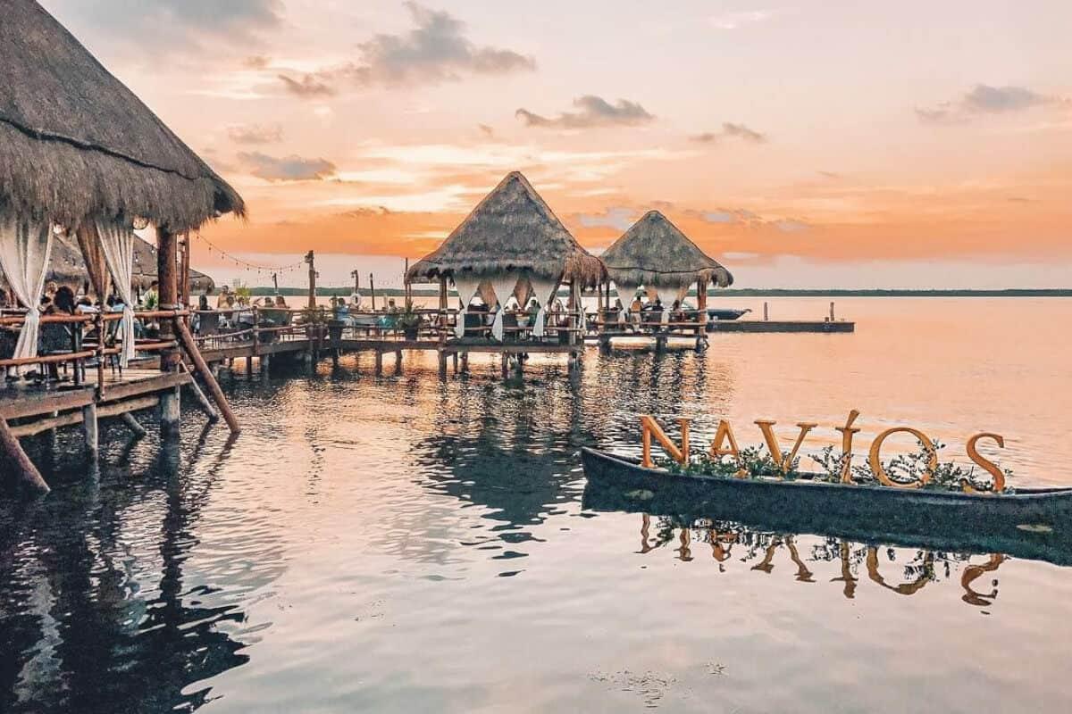 Los mejores restaurantes de Cancún - Restaurante Navíos