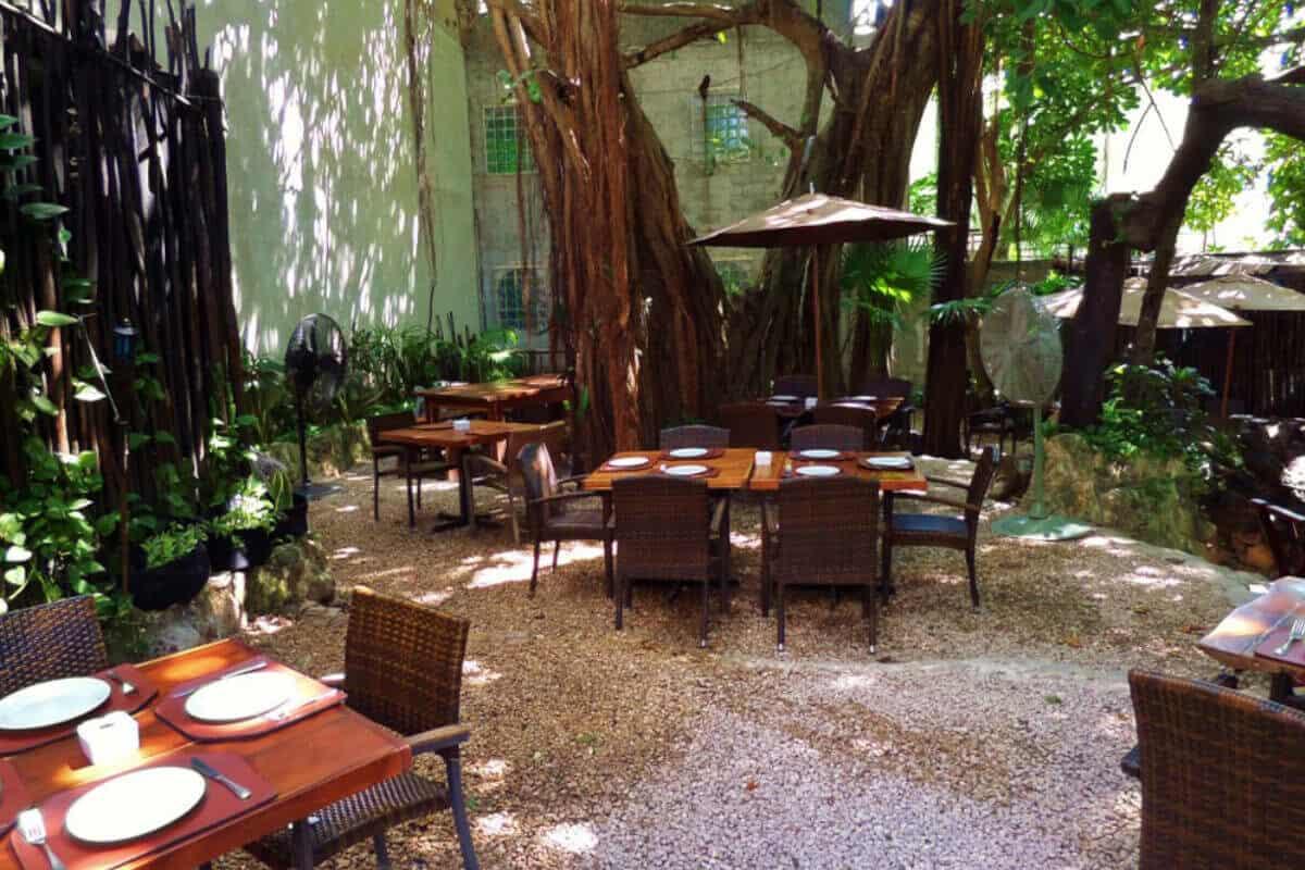 Mejores Restaurantes Playa del Carmen - Restaurante Aldea Corazón
