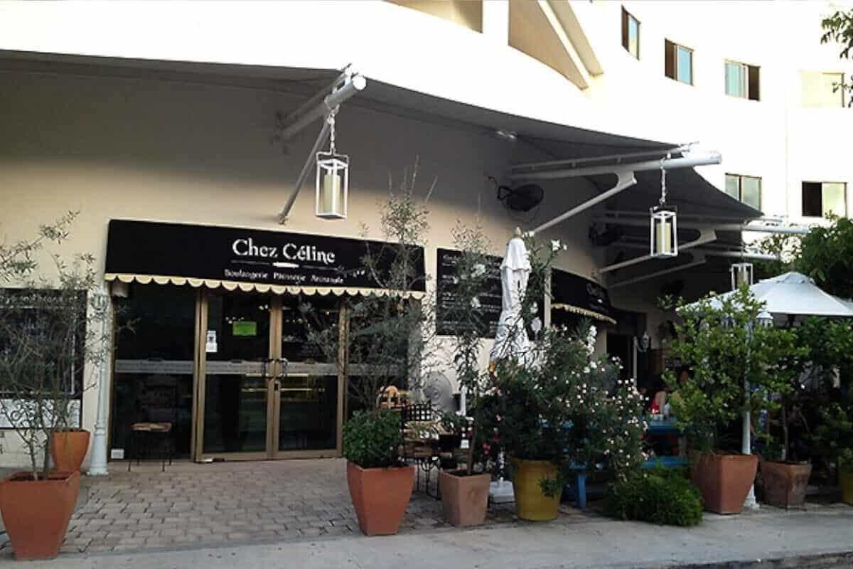 Mejores Restaurantes Playa del Carmen - Restaurante Chez Céline
