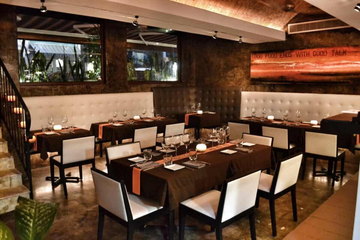 Mejores Restaurantes Playa del Carmen - Restaurante Imprevist