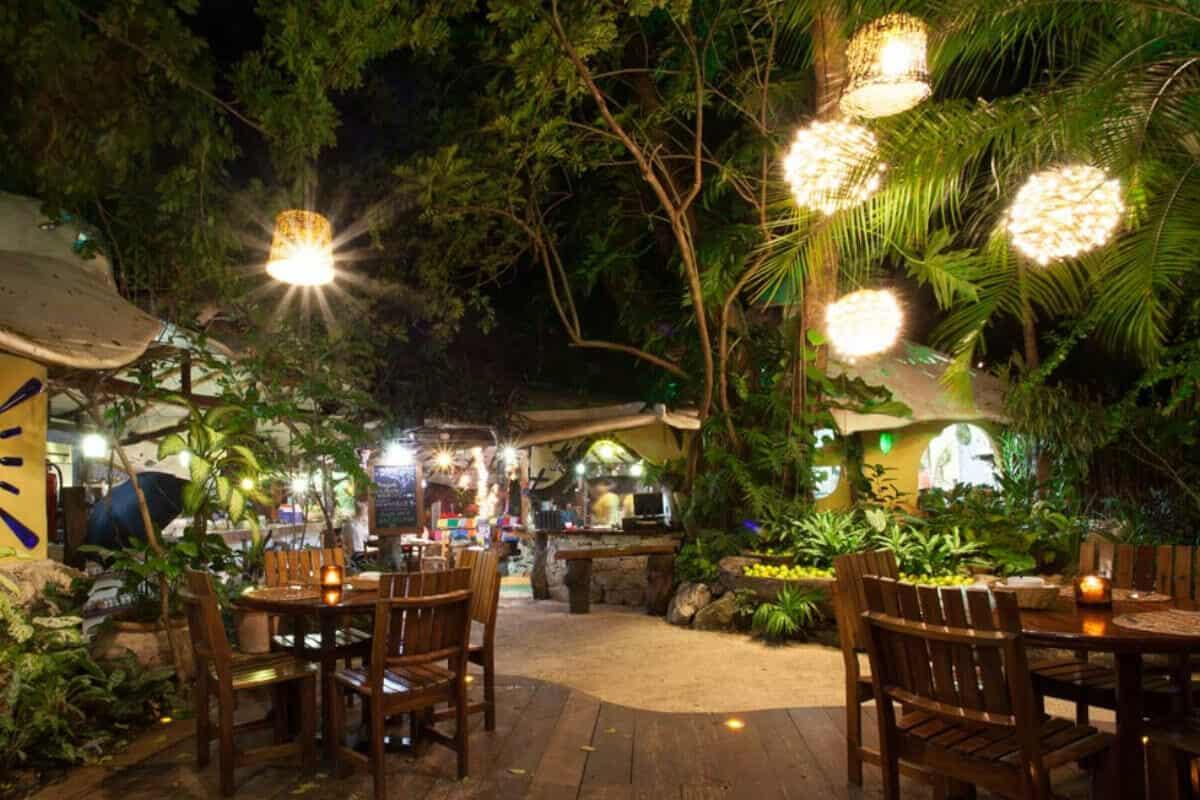 Mejores Restaurantes Playa del Carmen - Restaurante La Cueva del Chango