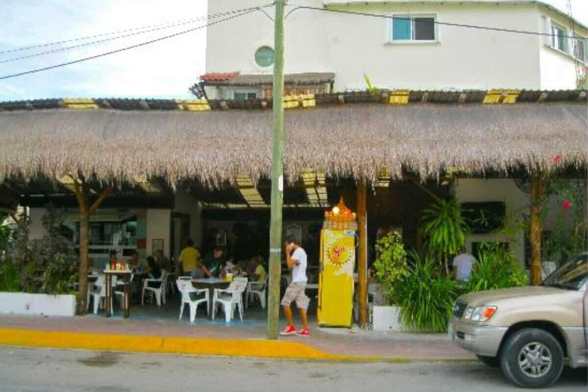 Mejores Restaurantes Playa del Carmen - Restaurante Los Aguachiles