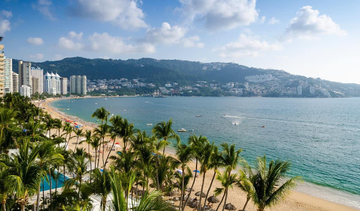 Mejores destinos México - Acapulco