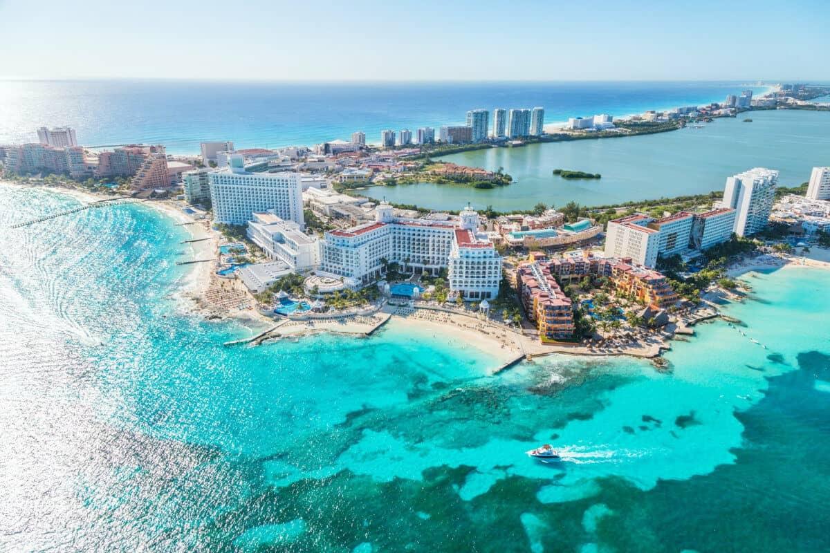 Mejores destinos México - Cancún
