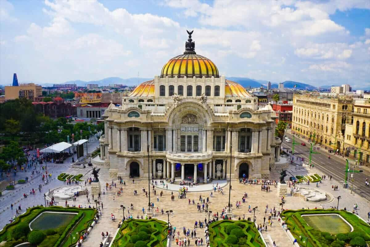 Mejores destinos México - Ciudad de México