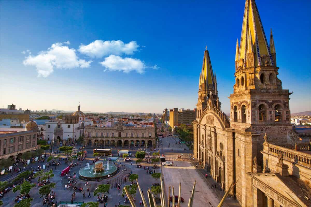 Mejores destinos México - Guadalajara