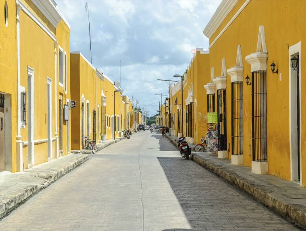 Mejores destinos México - Izamal