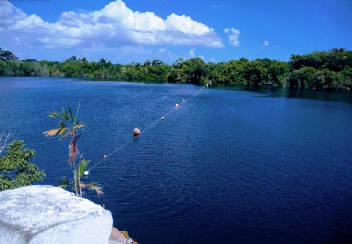 Qué es un cenote - Cenote Azul