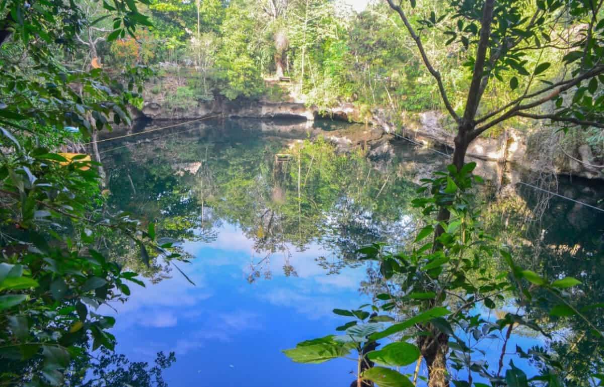 Qué es un cenote - Popol Vuh