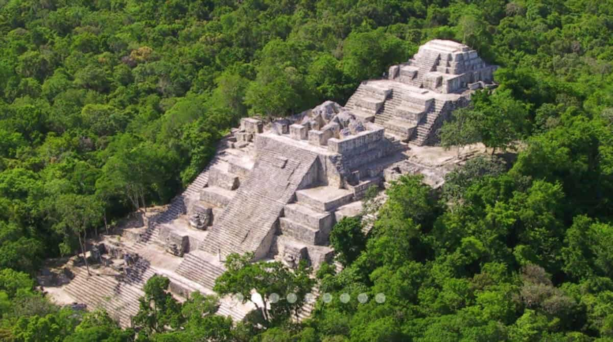 Ruinas Mayas - Calakmul