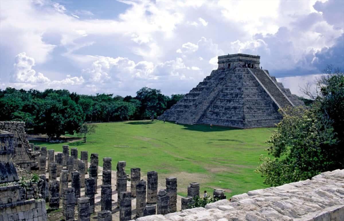 Ruinas Mayas - Chichén Itzá