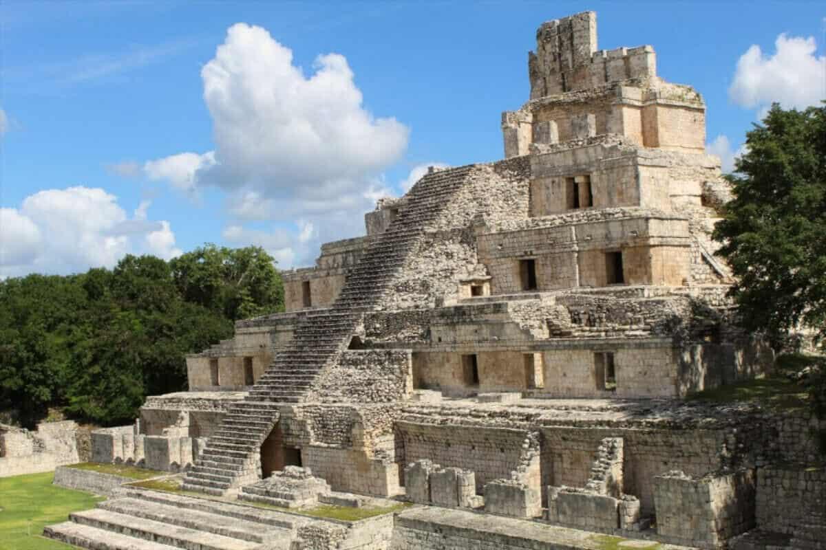 Ruinas Mayas - Edzná