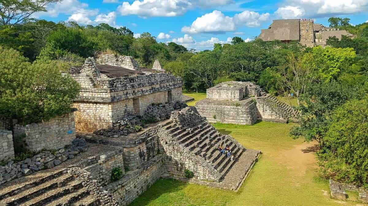 Ruinas Mayas - Ek Balam