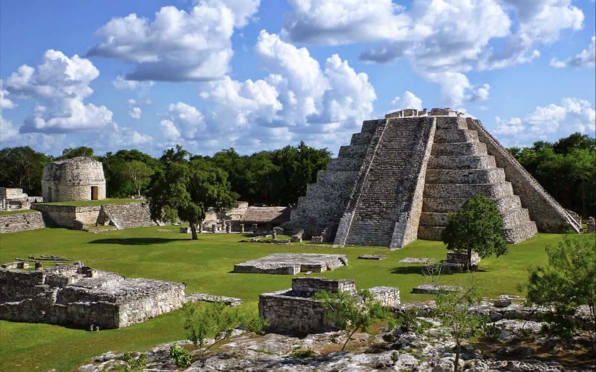 Ruinas Mayas - Mayapán
