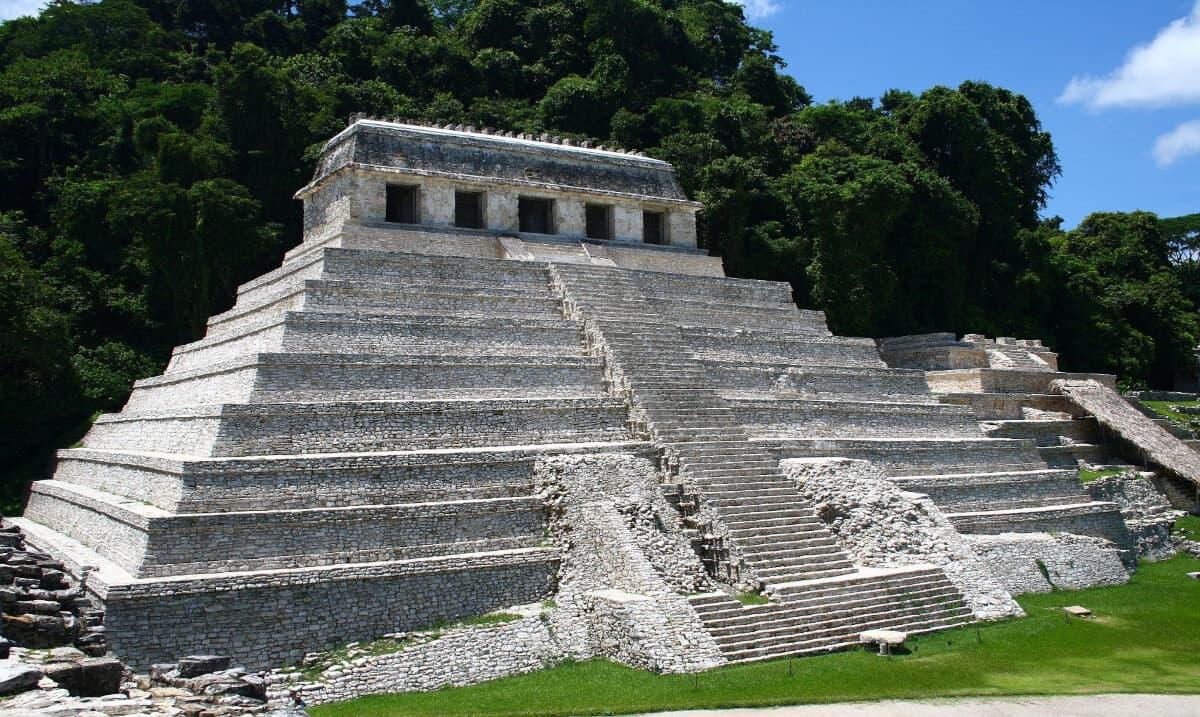 Ruinas Mayas - Palenque