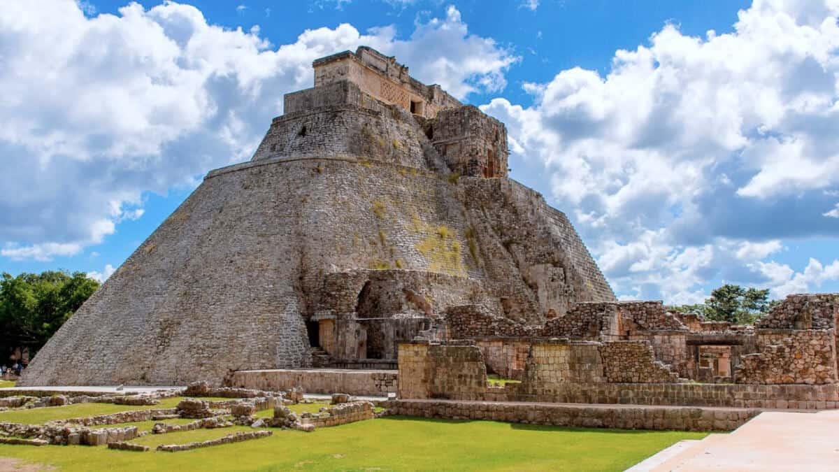 Ruinas Mayas - Uxmal