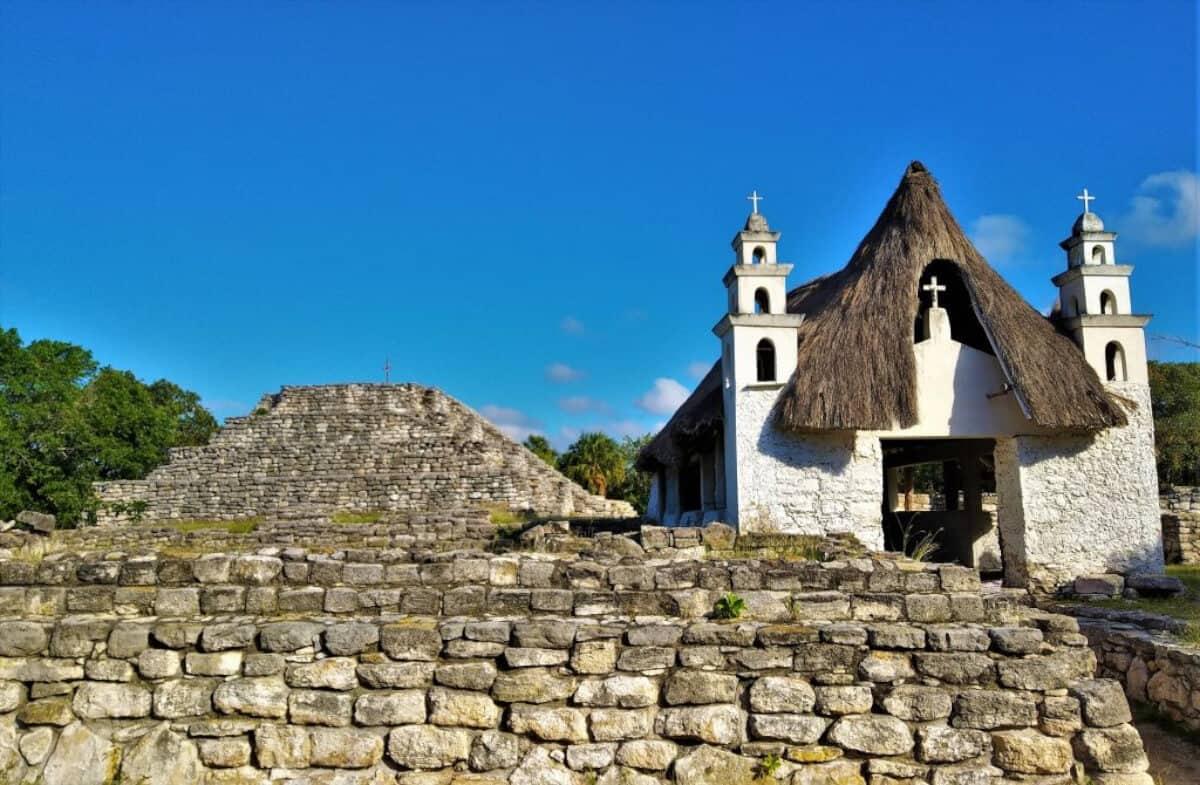 Ruinas Mayas - Xcambó