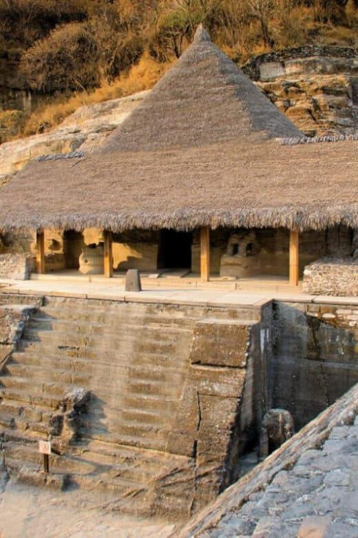Zonas Arqueológicas del Estado de México