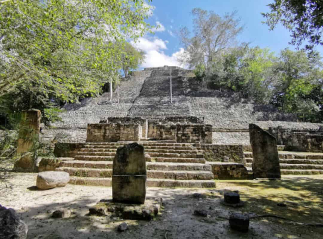 Zonas arqueológicas de Campeche - Calakmul