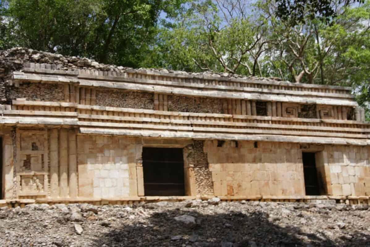 Zonas arqueológicas de Campeche - Chunhuhub