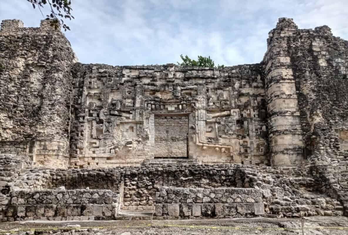 Zonas arqueológicas de Campeche - Hormiguero