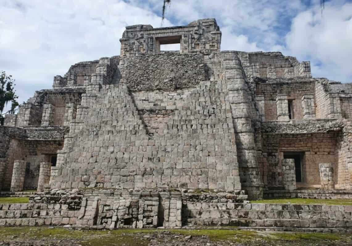 Zonas arqueológicas de Campeche - Santa Rosa Xtampak
