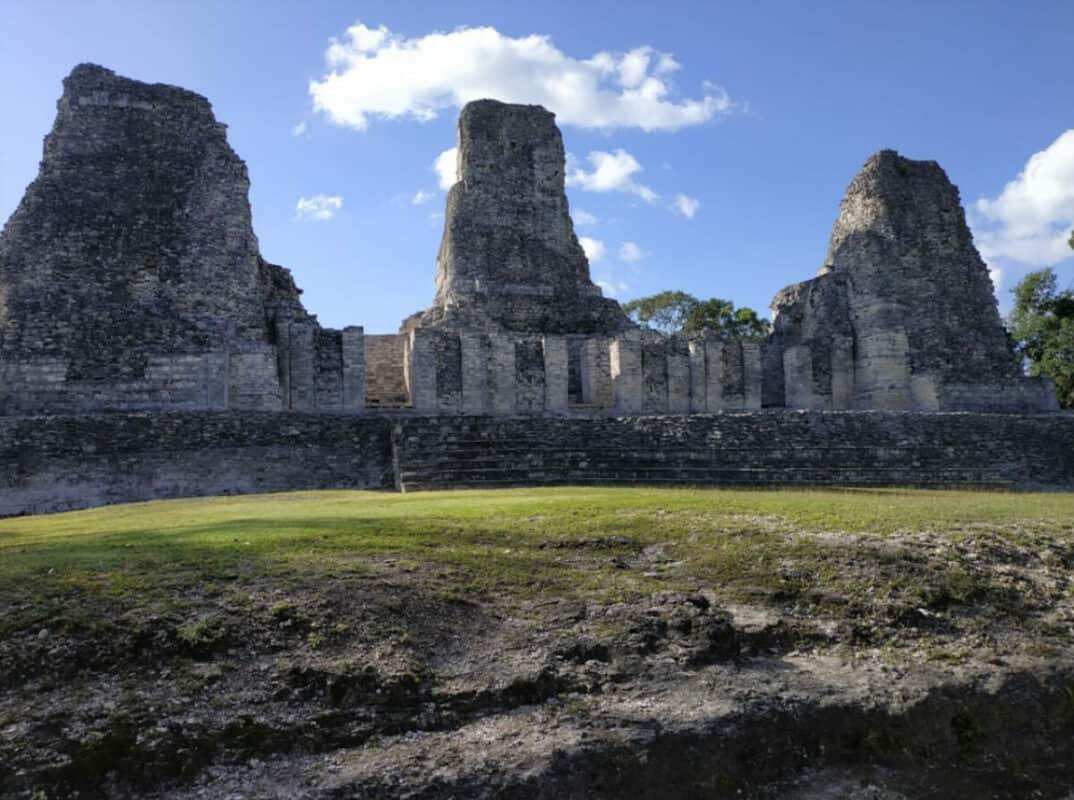 Zonas arqueológicas de Campeche - Xpujil