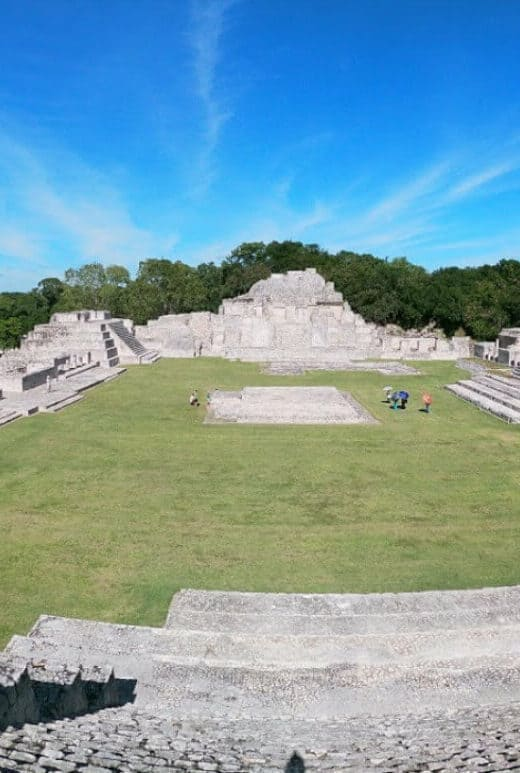 Zonas arqueológicas de Campeche - lista de 10 ruinas para visitar