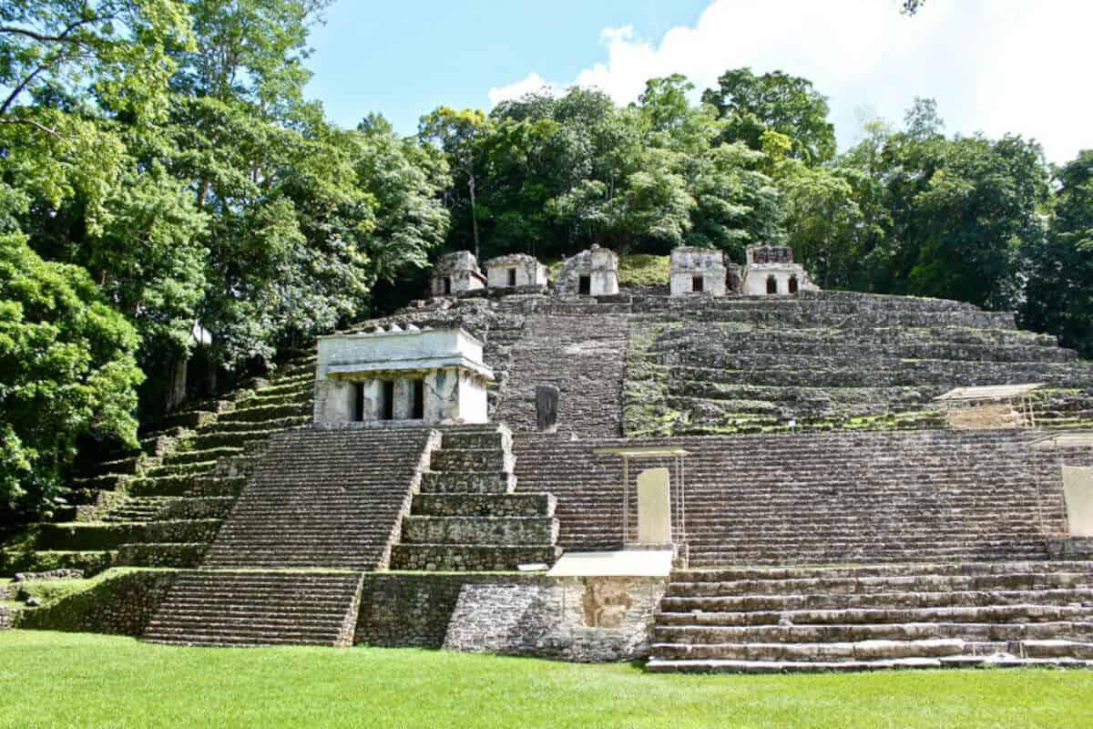 Zonas arqueológicas de México - Zona arqueológica Bonampak, Chiapas