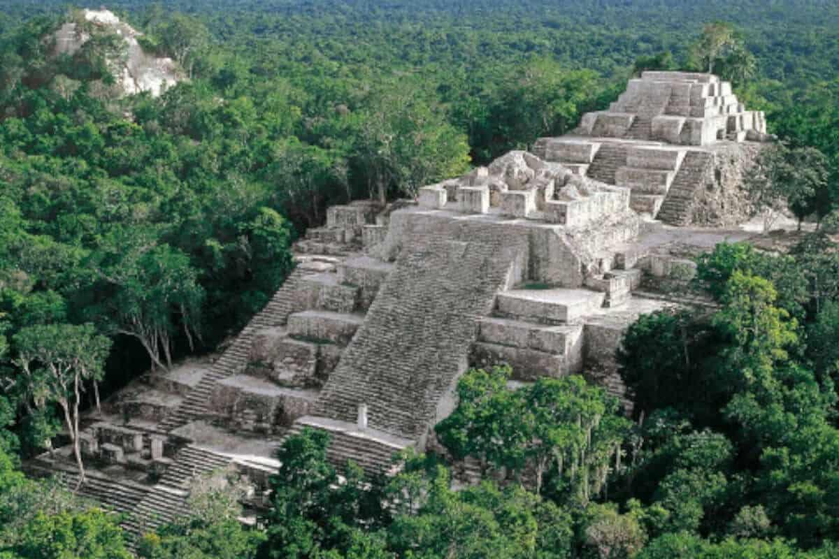 Zonas arqueológicas de México - Zona arqueológica Calakmul, Campeche